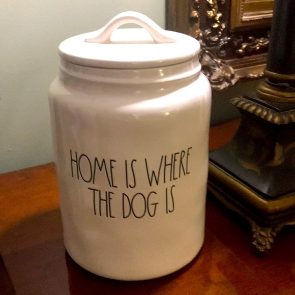 New Rae Dunn Home Is Where The Dog Is🐶